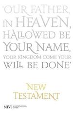NIV New Testament (New International Version)