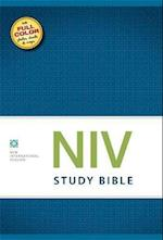 NIV Study Bible Hardback (New International Version)