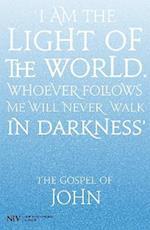 NIV Gospel of John (New International Version)
