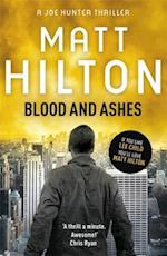 Blood and Ashes af Matt Hilton