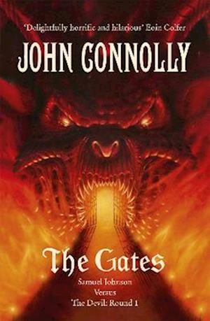 Bog, paperback The Gates af John Connolly