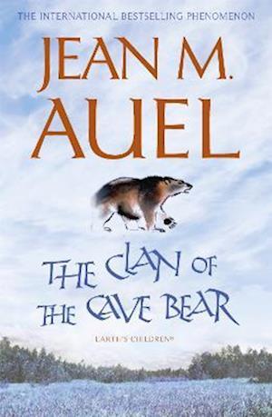 Bog paperback The Clan of the Cave Bear af Jean M Auel