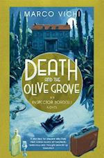 Death and the Olive Grove af Stephen Sartarelli, Marco Vichi