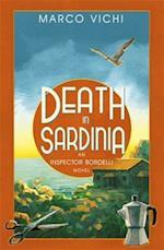 Death in Sardinia af Marco Vichi