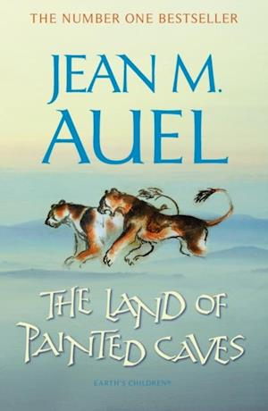 Land of Painted Caves af Jean M Auel