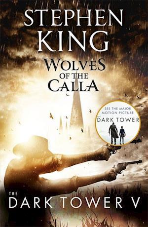 Bog paperback The Dark Tower V: Wolves of the Calla af Stephen King
