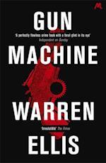 Gun Machine af Warren Ellis