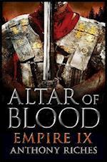 Altar of Blood af Anthony Riches