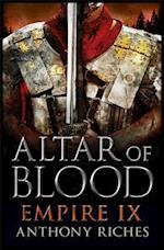 Altar of Blood af Anthony Riches
