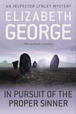In Pursuit of the Proper Sinner af Elizabeth George
