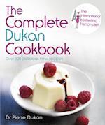 Complete Dukan Cookbook