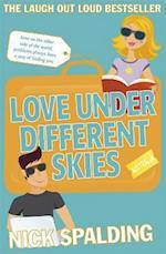 Love...Under Different Skies af Nick Spalding