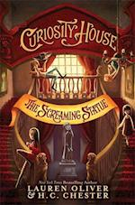 The Screaming Statue (Curiosity House, nr. )