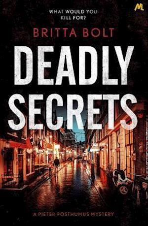 Bog, paperback Deadly Secrets af Britta Bolt