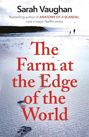Bog, paperback The Farm at the Edge of the World af Sarah Vaughan