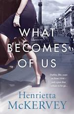 What Becomes of Us af Henrietta McKervey