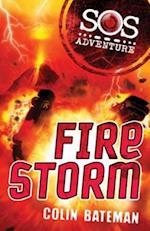 Fire Storm af Colin Bateman