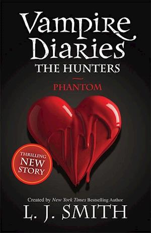 Hunters, The: Phantom (PB) - (8) Vampire Diaries - B-format