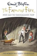 Famous Five: Five Go To Smuggler's Top (The Famous Five, nr. 4)