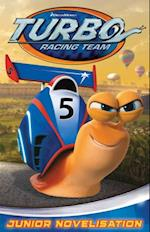Turbo: Turbo Junior Novelisation af Dreamworks