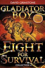 Gladiator Boy: Collection 4