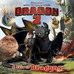 How to Train Your Dragon 2 Storybook af Dreamworks