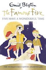 Famous Five: Five Have A Wonderful Time (The Famous Five, nr. 11)