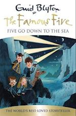 Five Go Down To The Sea (The Famous Five, nr. 12)