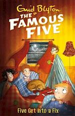 Five Get into a Fix (The Famous Five, nr. 17)