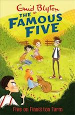 Five on Finniston Farm (The Famous Five, nr. 18)