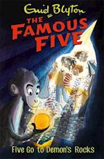 Five Go to Demon's Rocks (The Famous Five, nr. 19)