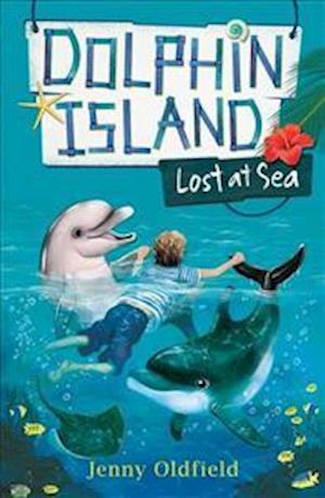 Bog, paperback Lost at Sea af Jenny Oldfield