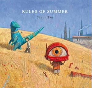 Bog, paperback Rules of Summer af Shaun Tan