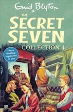 The Secret Seven Collection 4 (Secret Seven Collections and Gift books)