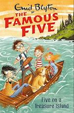 Five On A Treasure Island (The Famous Five, nr. 1)