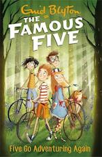 Five Go Adventuring Again (The Famous Five, nr. 2)