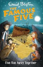 Five Run Away Together (The Famous Five, nr. 3)