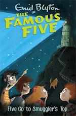Five Go to Smuggler's Top (The Famous Five, nr. 4)