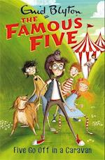 Five Go off in a Caravan (The Famous Five, nr. 5)