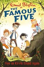 Five on Kirrin Island Again (The Famous Five, nr. 6)