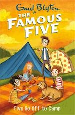 Five Go off to Camp (The Famous Five, nr. 7)