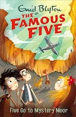 Five Go to Mystery Moor (The Famous Five, nr. 13)