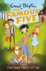 Five Have Plenty of Fun (The Famous Five, nr. 14)