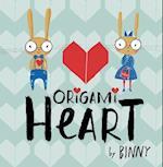 Origami Heart af Binny