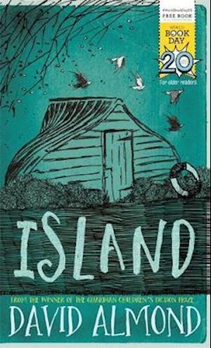 Bog, paperback Island af David Almond
