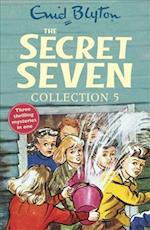 The Secret Seven Collection 5 (Secret Seven Collections and Gift books)