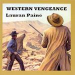 Western Vengeance af Lauran Paine