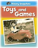 Toys and Games af Sarah Ridley
