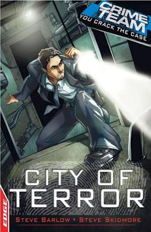 EDGE - Crime Team: City of Terror af Steve Barlow