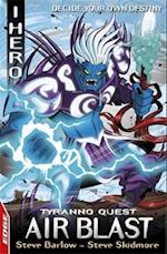 EDGE: I HERO: Quests: Air Blast (Edge: I, Hero, nr. 1)